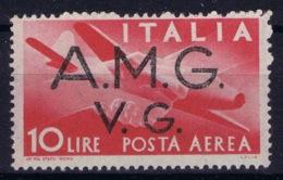 Italy: AMG-VG Sa PA 5 Broken G In VG MH/* Flz/ Charniere - Ongebruikt