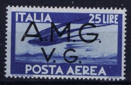 Italy: AMG-VG Sa PA 6 Broken G In VG MH/* Flz/ Charniere - Ongebruikt