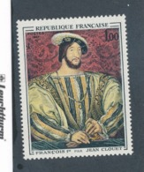 FRANCE - N°YT 1518 NEUF** LUXE SANS CHARNIERE - 1967 - France