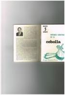 Salud Virtudes Curativas De La Cebolla Jorge Sintes Pros Biblioteca Naturista Planta Excepcional Composicion Propiedades - Practical