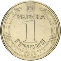 Ukraine. 1 Hryvnia. Vladimir The Great. 2014. Out Of Turnover - Ukraine