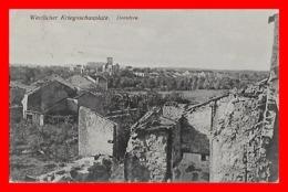 CPA (54) DOMEVRE.  Westlicher Kriegsschauplatz...A577 - Domevre En Haye