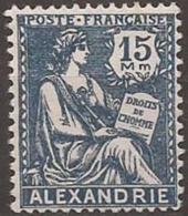 Alexandrie YV 76 N** TB - Alexandrie (1899-1931)
