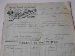 28 Eure & Loir , CHARTRES , Henri DORE - - Textile & Clothing