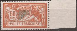 Alexandrie YV 78 N** Bord De Feuille Bon Centrage TB - Alexandrie (1899-1931)
