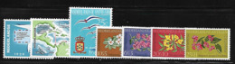 Antilles Néerlandaises 1964 Yvert 330/31 - 332/35 - 337 Neufs** MNH (AA32) - Antilles