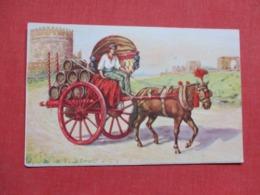 Europe > Italy > Lazio > Roma (Rome)Carro Da Vino       Tear On Bottom Border       Ref 3679 - Roma (Rome)