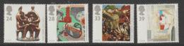 Engeland 1993   Mi.nr. 1451-1454     SG Nr. 1767-1770       MNH - Neufs