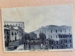 POTENZA PALAZZO DEGLI UFFICI  1920 - Potenza
