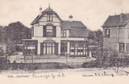 254959Bussum, Villa ,,Gertrude'' – 1904. ZIE STEMPEL - Bussum