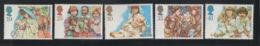 Engeland 1994    Mi.nr. 1539-1543     SG Nr. 1843-1847      MNH - Unused Stamps