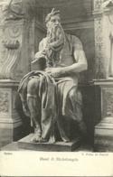 Roma - S. Pietro - Mosé Di Michelangelo - San Pietro
