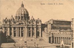 Roma - Chiesa Di S. Pietro - San Pietro