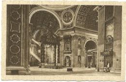 Roma - Basilica Di S. Pietro - Altare Della Confessione - San Pietro