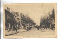 58 - LA CHARITE ( Nièvre ) - Avenue Gambetta - La Charité Sur Loire