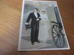 Chromo,Amidon Remy - Kaufmanns- Und Zigarettenbilder