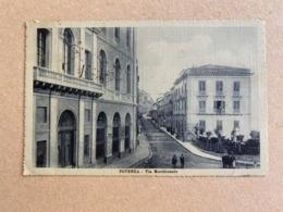 POTENZA VIA MERIDIONALE  1919 - Potenza