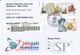 Portugal 2019 Jota Joti Jamboree Internet Scout Scoutisme Scouting Escutismo Escuteiros Escoteiro Carvoeiro Algarve - Movimiento Scout