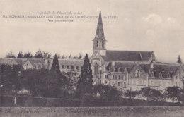 La Salle De Vihiers (49) - Maison Mère Des Filles De La Charité - Vue Panoramique - /1 - Other Municipalities