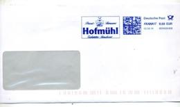 Lettre Flamme Frankit  Brasserie Hofmühl - [7] République Fédérale