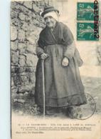 LA CHAISE-DIEU ANNE MONNA LA CENTENAIRE 43 - La Chaise Dieu