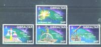 GIBRALTAR  -  1994  Europa  MM - Gibraltar