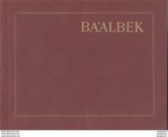 Au Plus Rapide Baalbek Liban Lebanon Livret Format 22 Par 28 Cm Année 1910 Très Bon état 30 Photos - Photographie