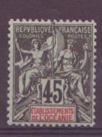 Océanie N ° 19** - Océanie (Établissement De L') (1892-1958)
