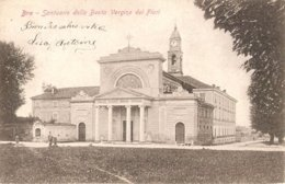1497/FP/19 - CUNEO - BRA: Santuario Della Beata Vergine Dei Fiori - Cuneo