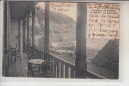 76  -  YPORT -  Pension De Famille  Morisse....1920 - Yport