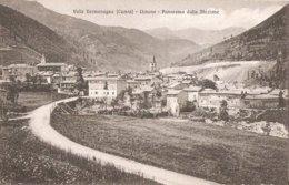 1498/FP/19 - CUNEO - LIMONE: PANORAMA DALLA STAZIONE - Cuneo
