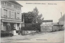 Nogent L'Artaud : Maison Jolly - Francia