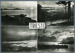 °°° Cartolina - Trieste Vedute Nuova °°° - Trieste