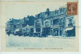 80 Montdidier MONTRE OMEGA Bijoux FIX Lingerie Layette ZANO Pharmacie Place De L Hotel De Ville THUILLIER Edit - Montdidier