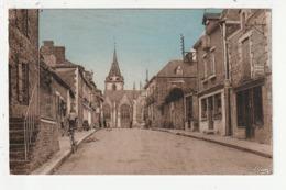 BAIS - RUE DE LA GUERCHE - 35 - France
