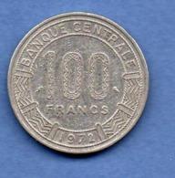 Congo  -  100 Francs 1972  -  état  TTB - VR-Rep. Kongo - Brazzaville