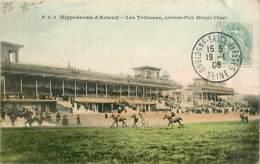 75* PARIS  Auteuil  Hippodrome  - Arrivee Steeple       MA96,0236 - Non Classés