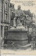 56, Morbihan, LORIENT, Statue De Victor Massé, Scan Recto-Verso - Lorient