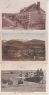 LOT DE 100 CPSM  (FRANCE)  TYPE  DROUILLE - Pas De Paris, Lourdes, Versailles, Mont St Michel ...  Qqes Ex En Scan  - - Postcards