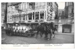 Anvers Chariot Des Nations Antwerp Cart Of The Nations Antwerpen Natiewagen Brasserie Brouwerij édition Priamos - Antwerpen