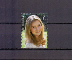 2019 Elisabeth 18 Postfris** N201924 - Belgien