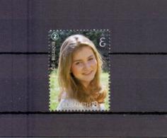 2019 Elisabeth 18 Postfris** N201924 - Bélgica