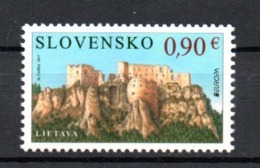 Europa CEPT 2017 Slovensko MNH - 2017