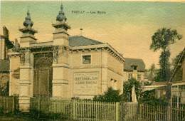 76* PAVILLY  Les Bains  MA96,0549 - Pavilly