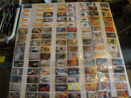 633 Phonecards From Australia - All Different - Australie