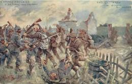 77* MILITARIA Armee Anglaise (illustree)       MA96,0658 - Militaria
