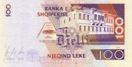 ALBANIA P. 62a 100 L 1996 UNC - Albania