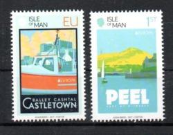 Europa CEPT 2017 Isle Of Man MNH - 2017