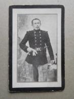 Pieters Lauwers Wemmel 1886 Wartet 22 Oogst 1914 / WW1 Soldaat Bij Het 10de Linie Regiment - Décès