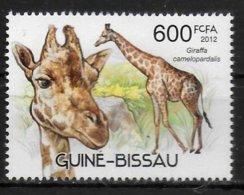 GUINEE BISSAU N° 4456 * *  Girafes - Giraffes